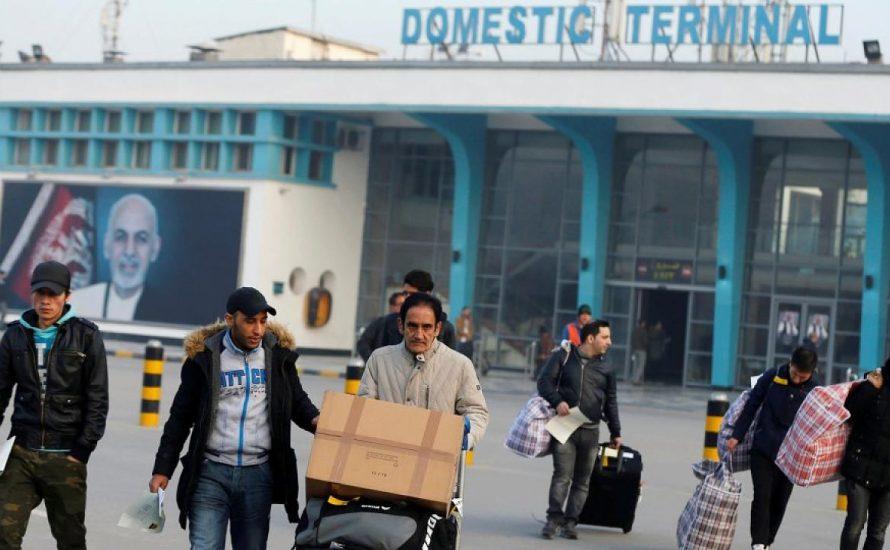 Refugees und Arbeitende: Gemeinsam die Afghanistan-Abschiebungen beenden!