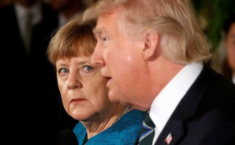 Die deutsche Regierung positioniert sich als nächste