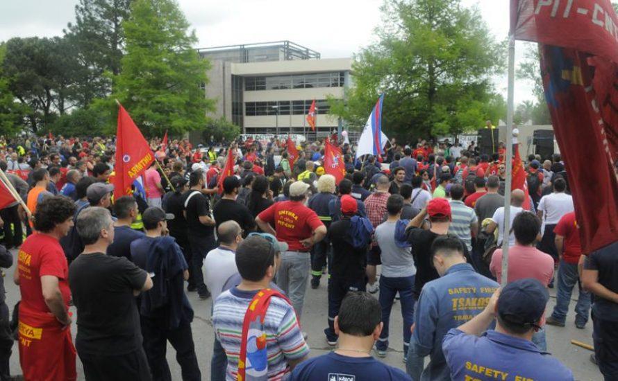 Uruguay: Streikbrecher ermordet Gewerkschafter