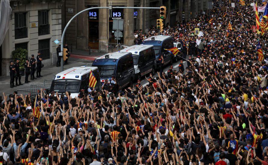 Katalonien: Wie kann die Unabhängigkeit erkämpft werden? Vorschläge für ein Aktionsprogramm