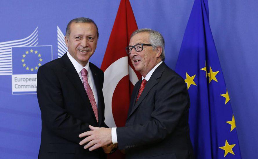 Türkei wird zum Flüchtlingslager der EU