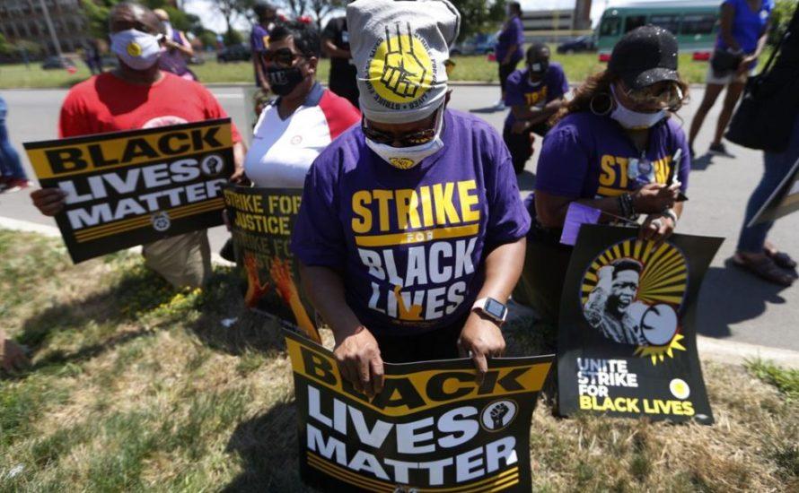 """USA: Zehntausende Arbeiter*innen im """"Streik für Schwarze Leben"""""""