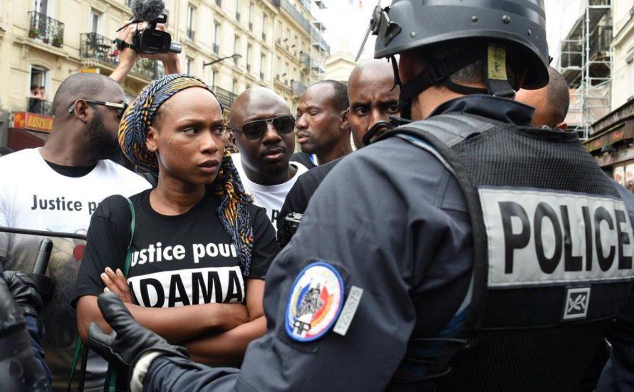 Wie der französische Staat einen rassistischen Polizeimord verschleiert