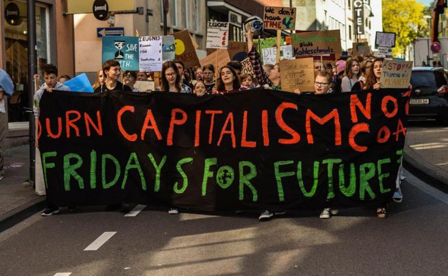 Fridays for Future-Aktivist*innen: