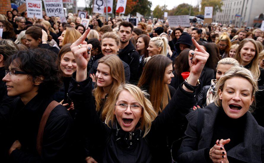 Wie können wir in Zeiten von Trump für Frauenrechte kämpfen?