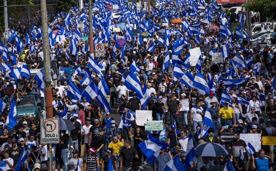 Nicaragua: Gegen die Ortega-Regierung und die pro-imperialistische Rechte!