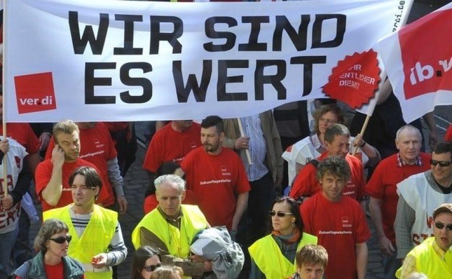Berlin-Brandenburg: ver.di Betriebsgruppe von IKEA Tempelhof lehnt Verhandlungsergebnis ab