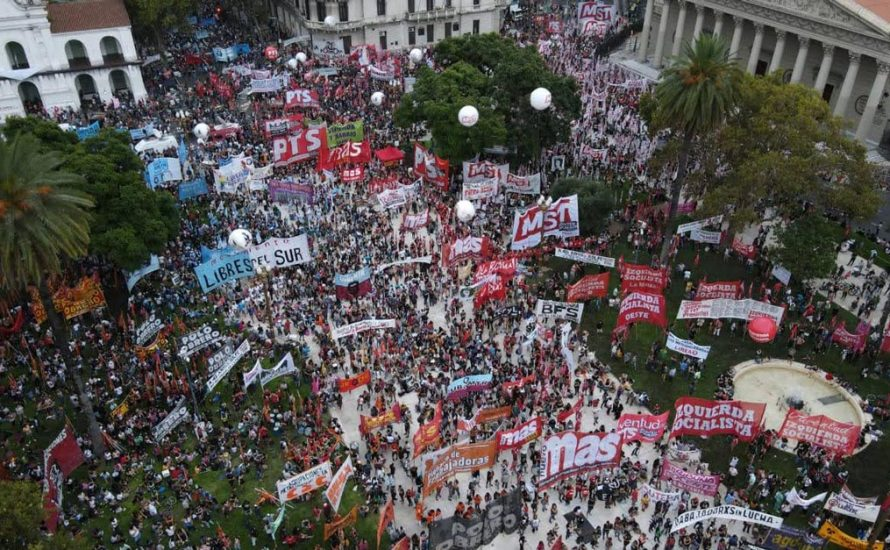 Zum 45. Jahrestag der letzten Militärdiktatur Argentiniens