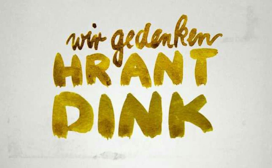 Ein Tag für Hrant Dink