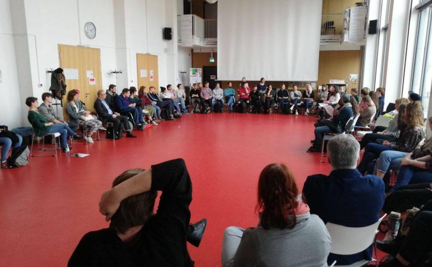Studierende fordern Ende von Outsourcing an der Alice Salomon Hochschule