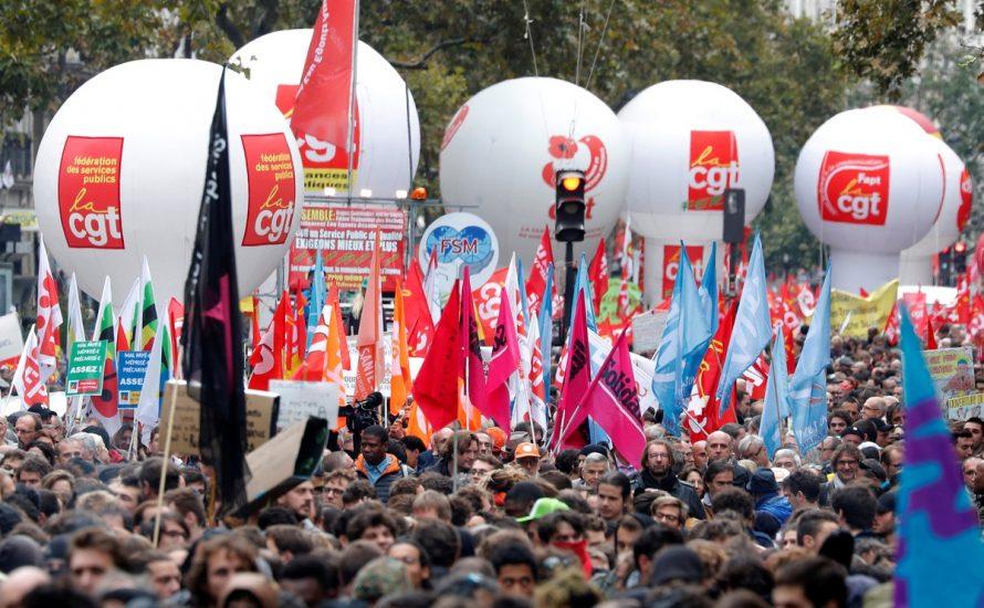 Frankreich: Für eine einheitliche Mobilisierung gegen die Attacken der Regierung!
