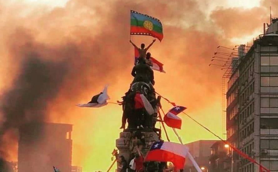 Teach-in: Solidarität mit dem Aufstand in Chile!