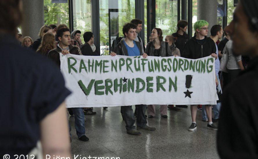 FU Berlin: Nicht hinter verschlossenen Türen