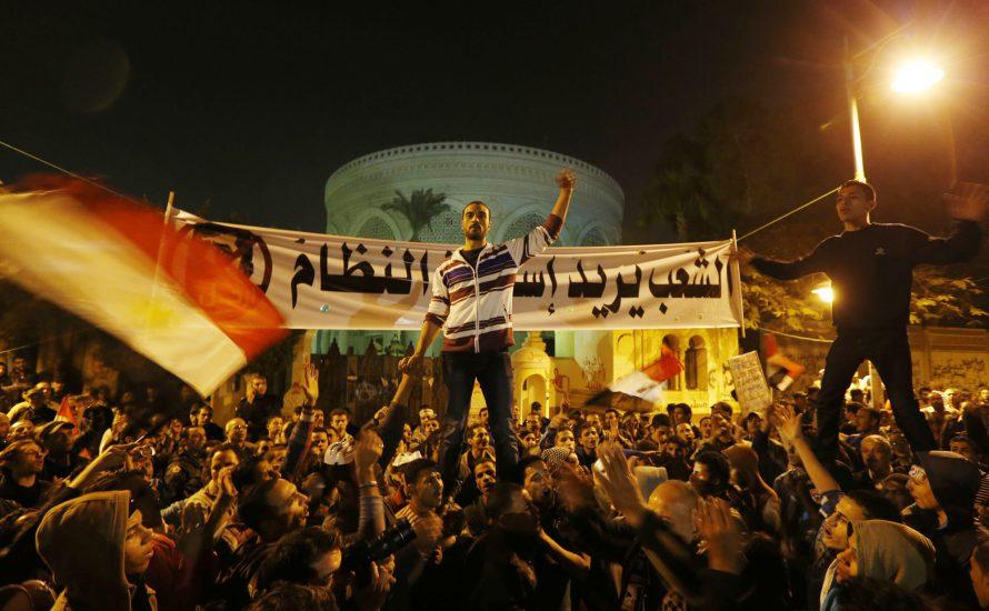 Arabische Revolution am Scheideweg?