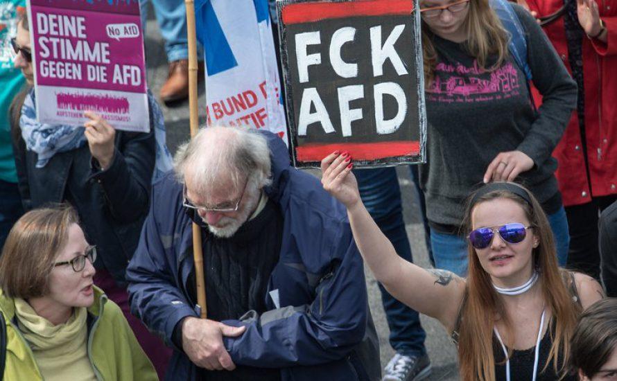 Gegen die AfD wählen? Gegen die AfD kämpfen!