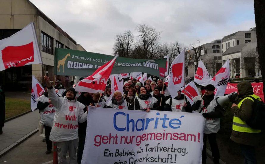 CFM: Erfolgreicher Streikauftakt – Freitag geht es weiter