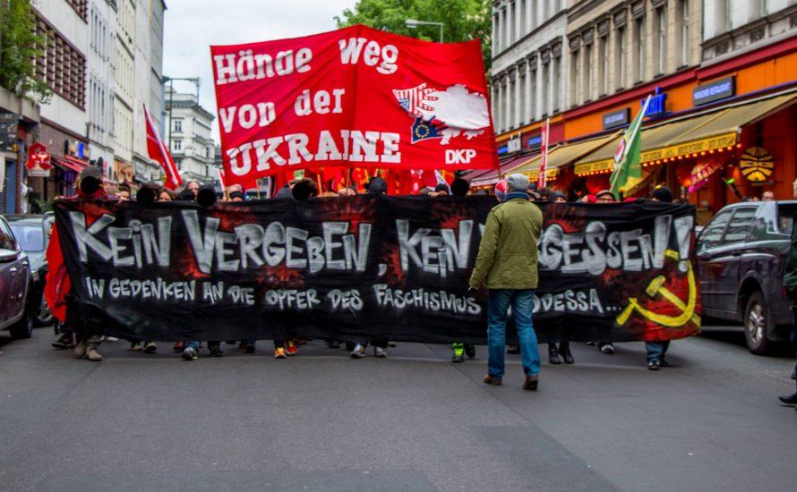 Wut und Trauer im Angesicht des Massakers in Odessa