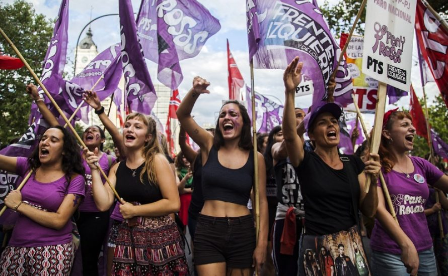 Wie kämpfen wir gegen patriarchale Gewalt?