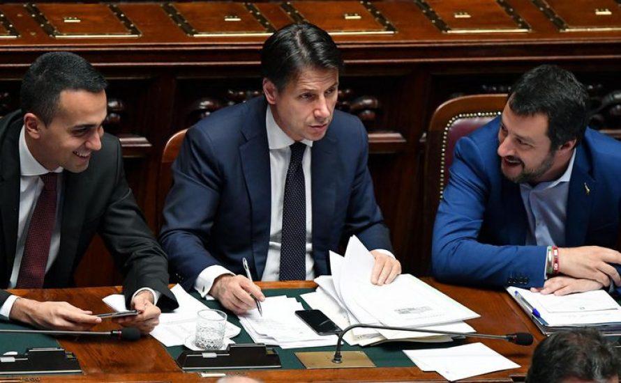 Italien: Gegen die Regierung der Rechten und der extremen Rechten, gegen die EU des Kapitals!
