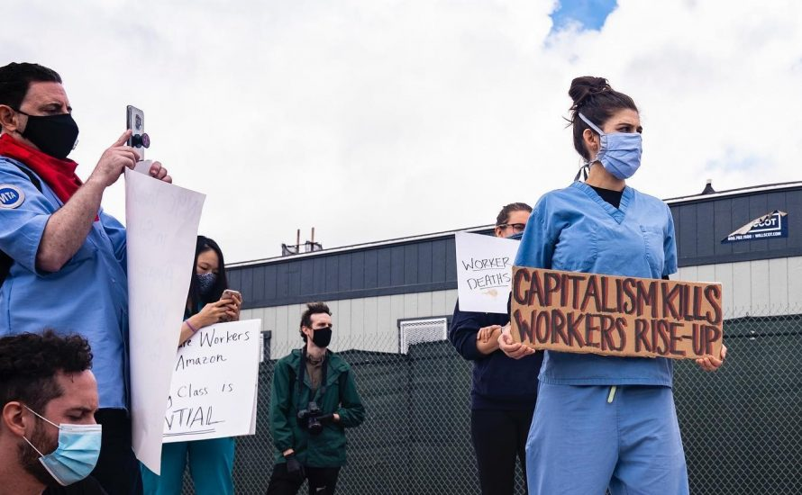 115.000 tote Pflegekräfte - Opfer eines kaputten Gesundheitssystems