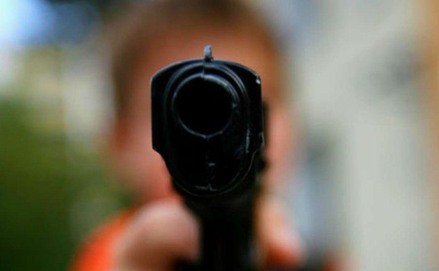 Hamburger Polizei gibt einen Warnschuss ab