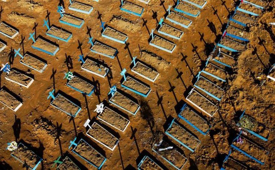 Brasilien: Schon mehr als 50.000 Corona-Tote