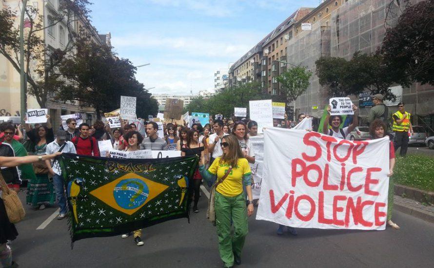 Türkische Verhältnisse in Brasilien