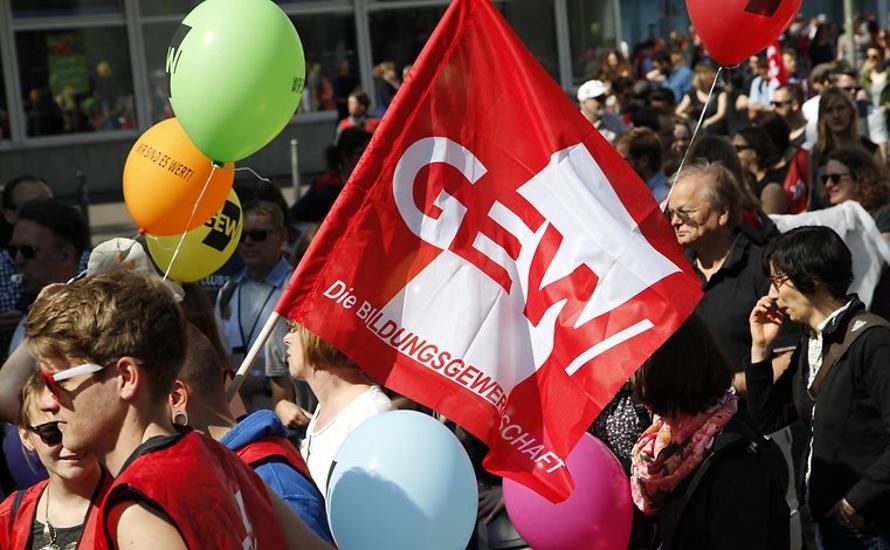 GEW Betriebsgruppe des Integral e.V. solidarisiert sich mit studentischen Beschäftigten