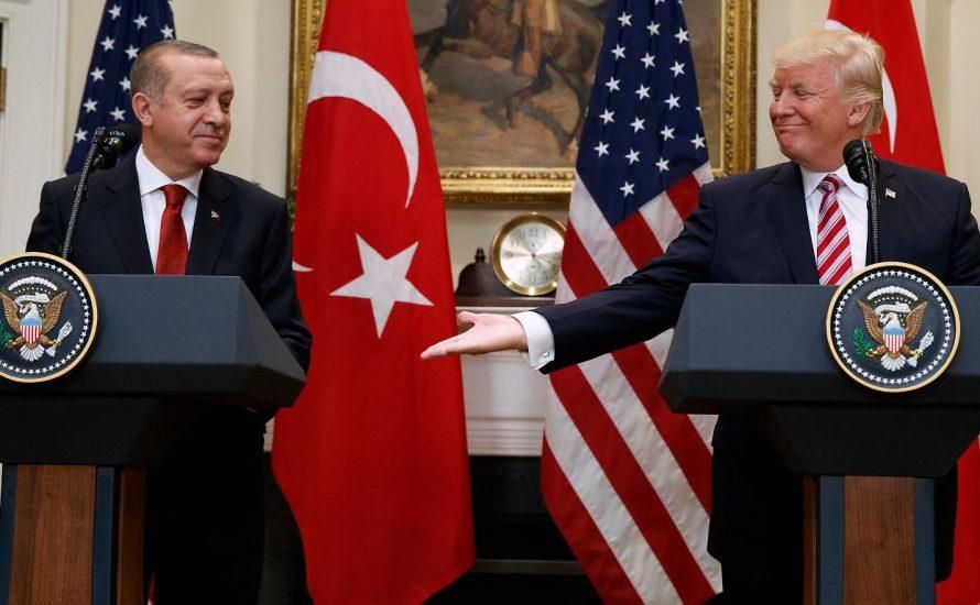 Teil I: Die türkische Eroberungsstrategie und der Trumpsche Rückzug