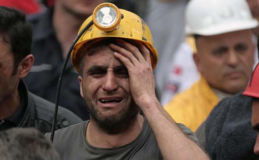 Hunderte Bergarbeiter in der Türkei gestorben
