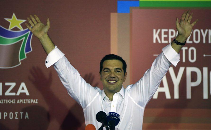 Syriza und Anel regieren weiter, um das dritte Memorandum durchzusetzen