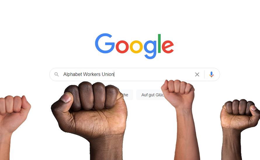 Arbeiter:innen gegen Google: Gewerkschaft in der Höhle des Löwen gegründet