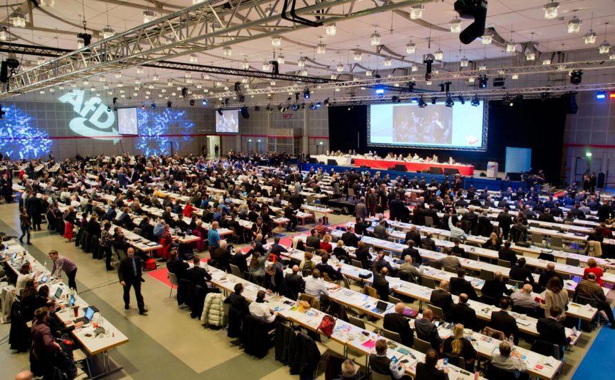 München: Auf zum Bündnis gegen den AfD-Parteitag!