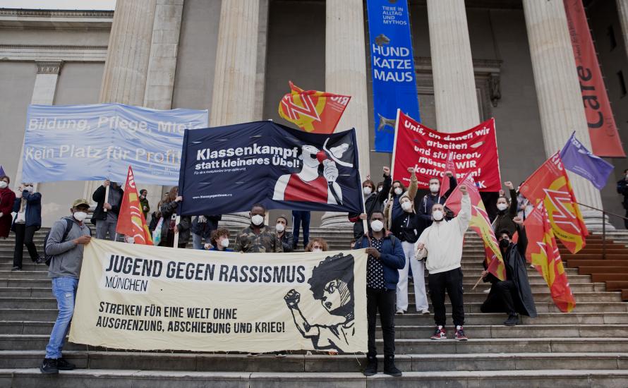 1. Mai in München: Holen wir uns die Gewerkschaften zurück!