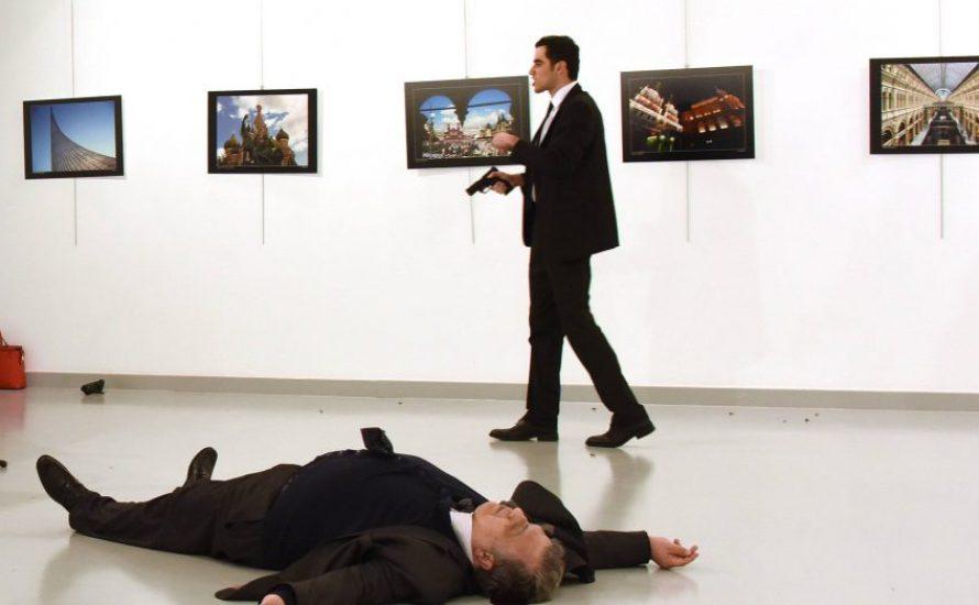 Was steht hinter dem Attentat auf den russischen Botschafter in der Türkei?