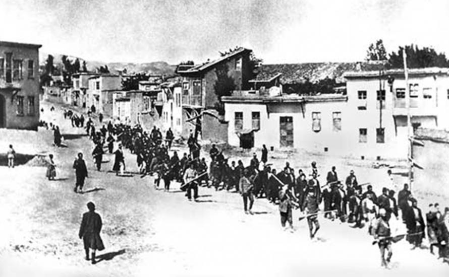 Der Genozid an den ArmenierInnen