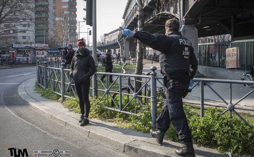 """""""Die Zeit der Geselligkeit ist vorbei"""" – Massive neue Einschränkungen in Berlin beschlossen"""