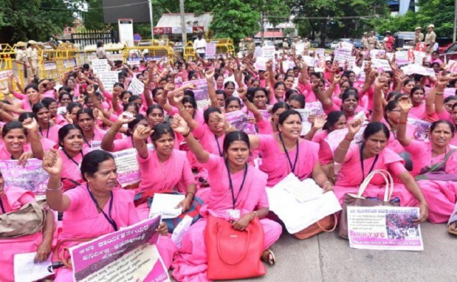 Gesundheits-Arbeiter*innen in Indien erheben sich: Seit 15 Monaten kein Gehalt