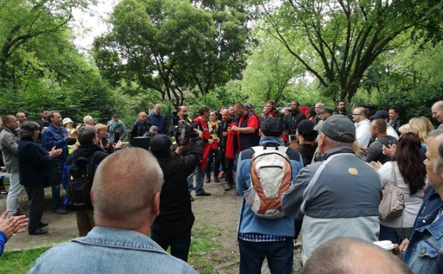 Protestmail-Aktion gegen Union Busting bei INTEGRAL e.V.