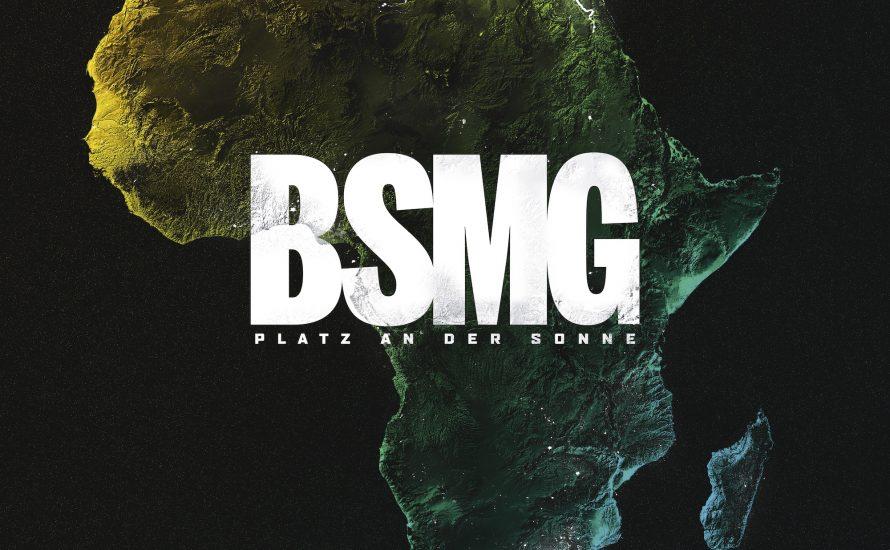 Haltung zeigen wie Jesse Owens – Neues Album von BSMG