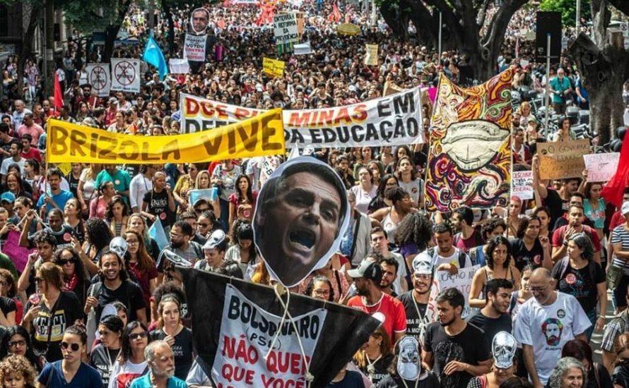 Brasilien: Über eine Million streiken und demonstrieren gegen Bolsonaros Kürzungen in der Bildung