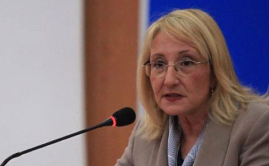 AKP-Schergin Beril Dedeoğlu an der HU Berlin