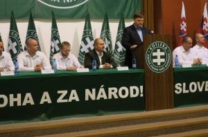 Jens Pühse bei der LSNS-Sitzung im Juni 2016