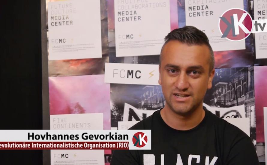 [Video] G20: Kommentar zur Gewaltfrage