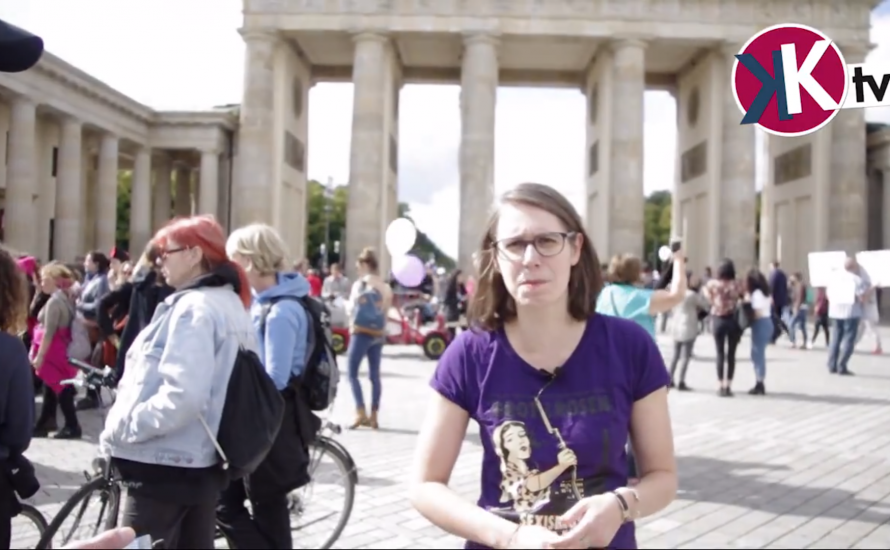 [Video] Tausende demonstrieren gegen den