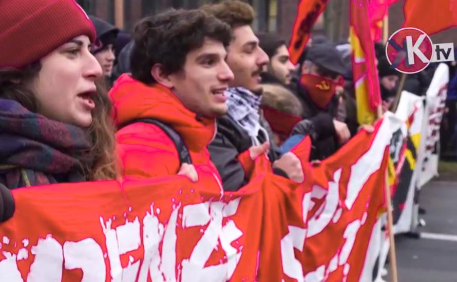 [Video] Tausende protestieren gegen die AfD