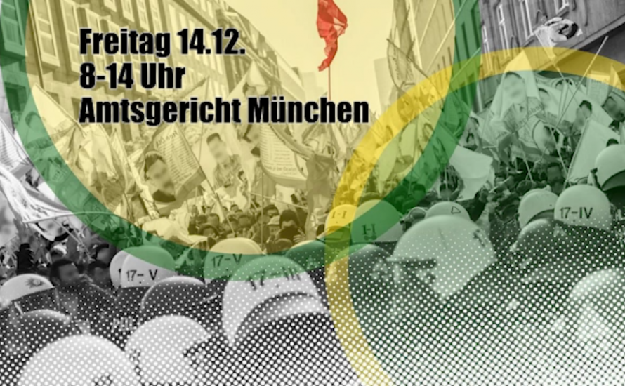 [Video] Hände weg von Benni und Narges! Solidarität mit dem kurdischen Widerstand!