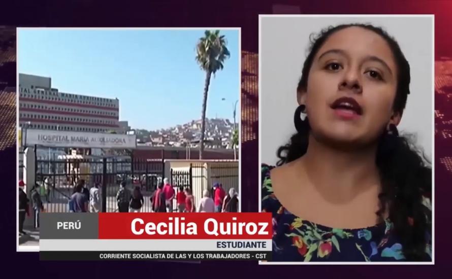 Cecilia Quiroz: