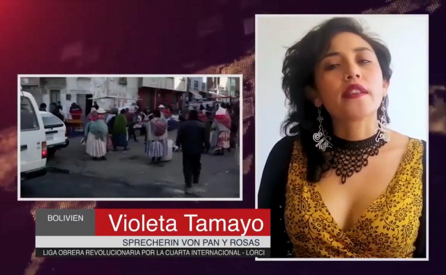 Violeta Tamayo: