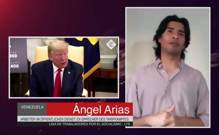 Ángel Arias: